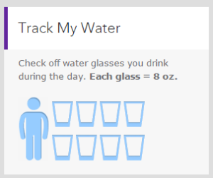 Provant water consumption