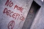 No more deception