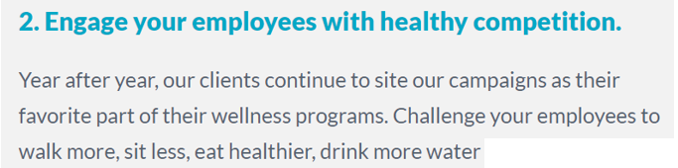 Wellness Corporate Solutions They Said What